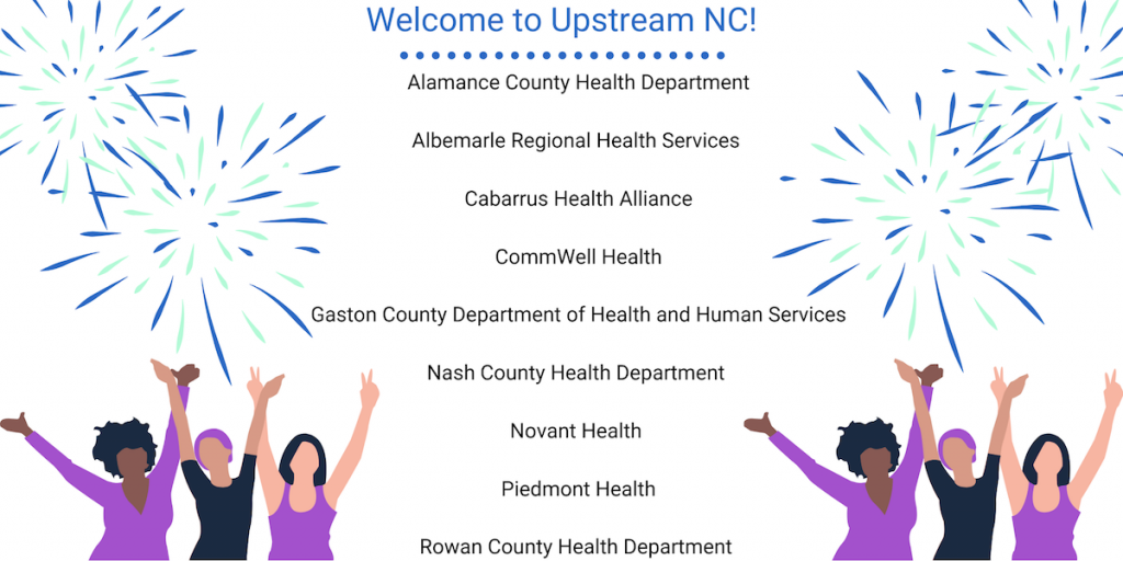 Welcome to Upstream NC!