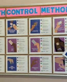 birth control bulletin board